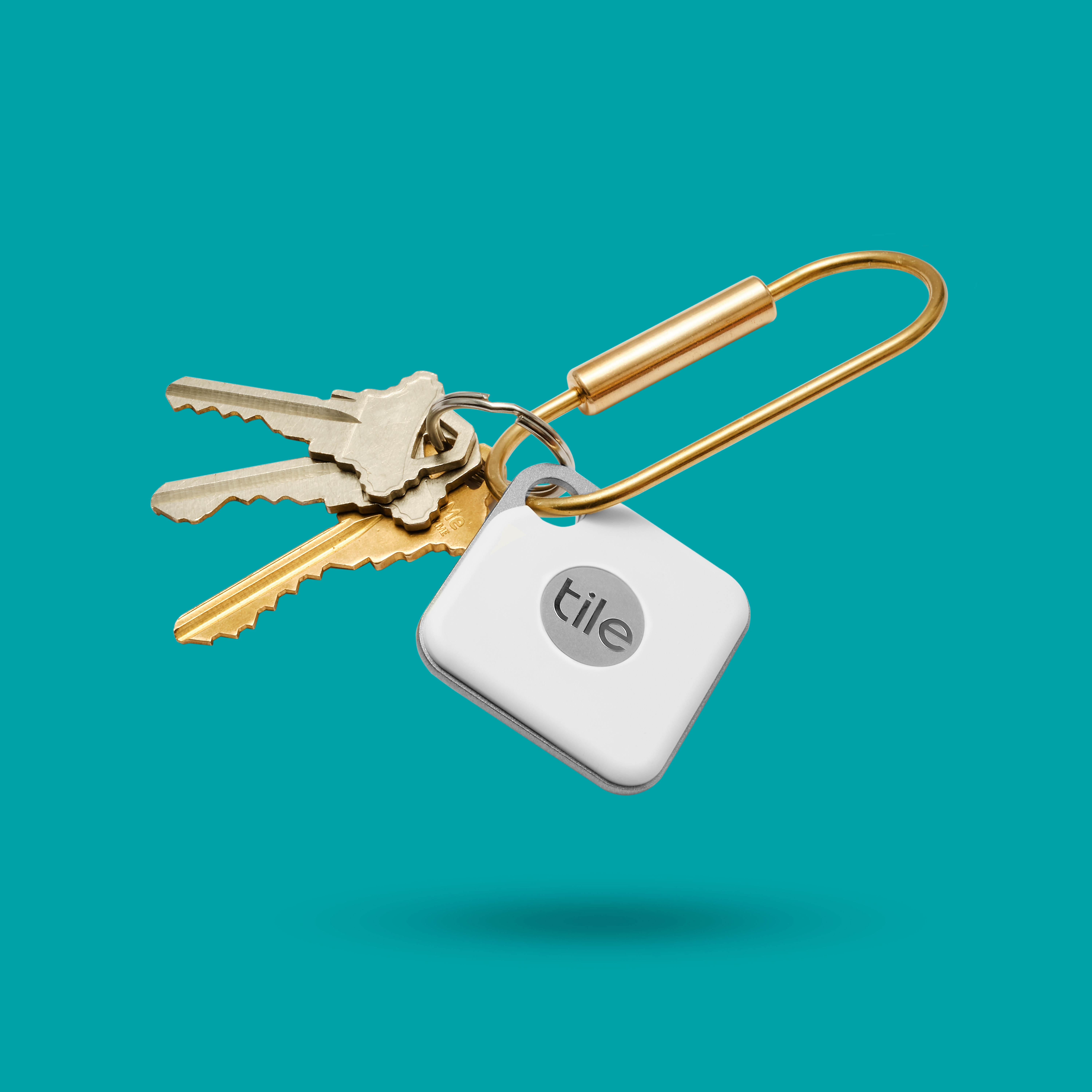 Find your keys anywhere with our Tile Pro Tag!