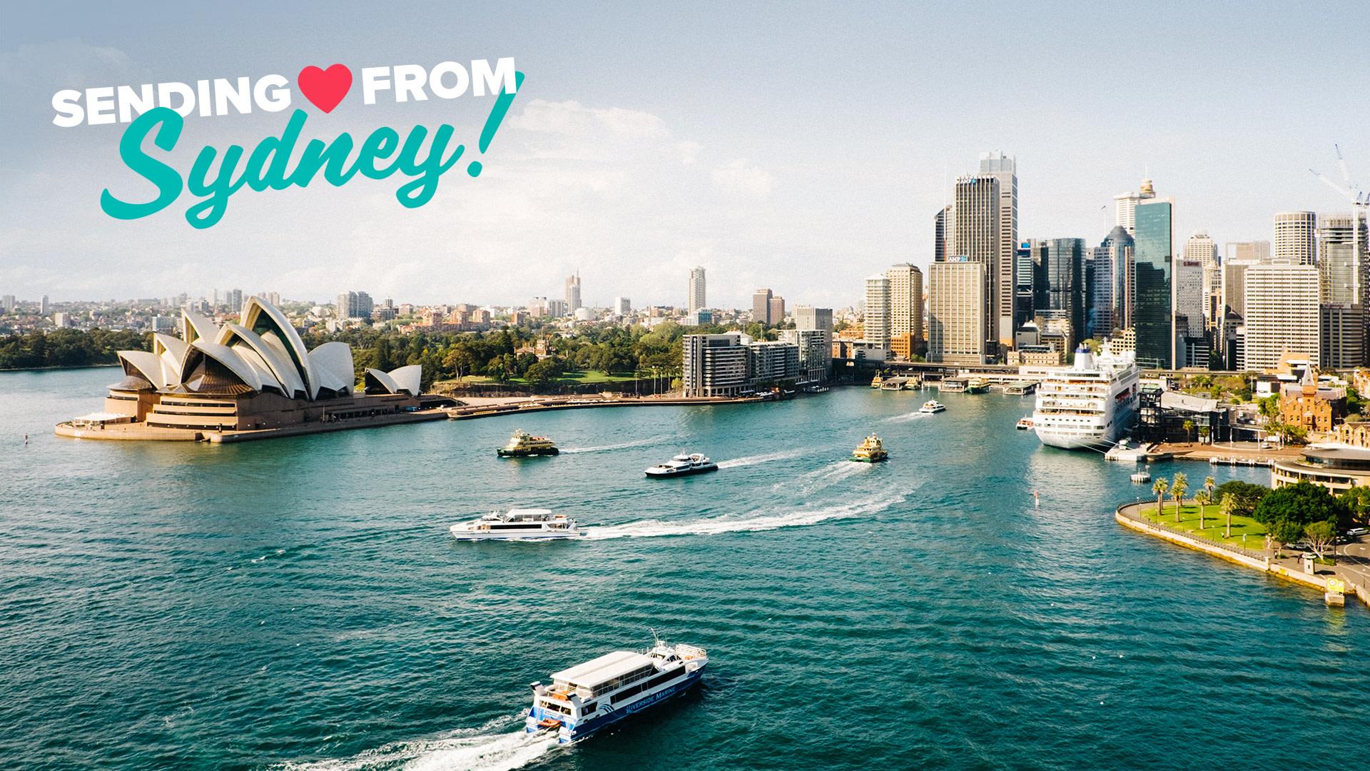 Zoom Backgrounds Sydney