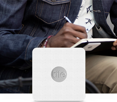 Buy Tile Slim Wallet Tracker | Tile