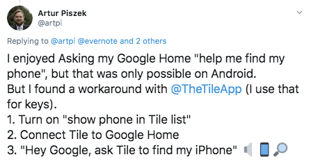 #TileTales: How to Find Your Lost iPhone or Android With Tile's Reverse Ring - smarter home