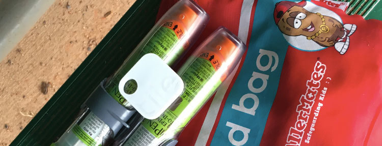 Lost Epipen Finder Allergy Tech