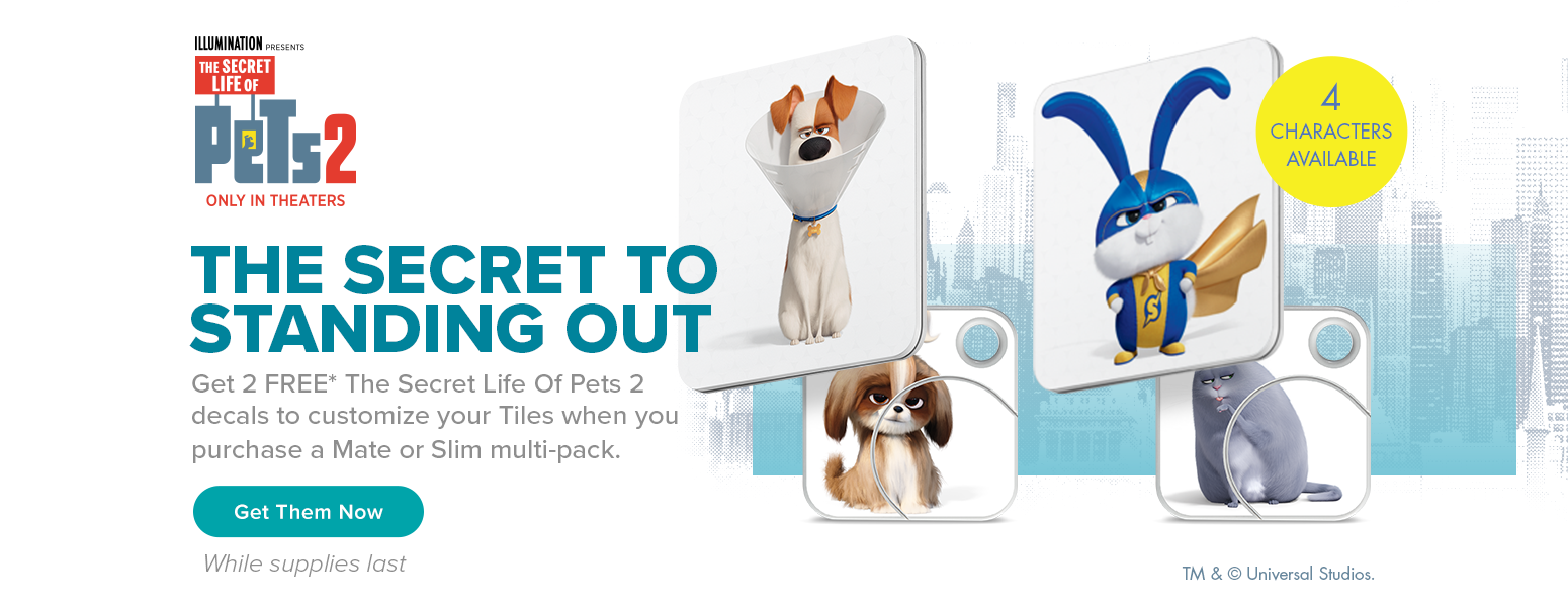 secret life of pets 2 promotion