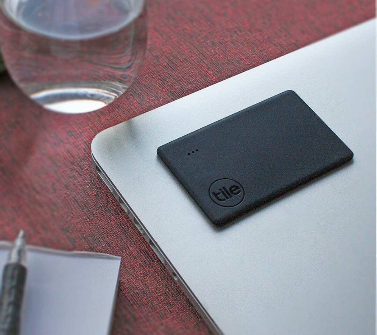 Tile Slim will find your laptop