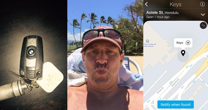 Lost Keys - Hawaii