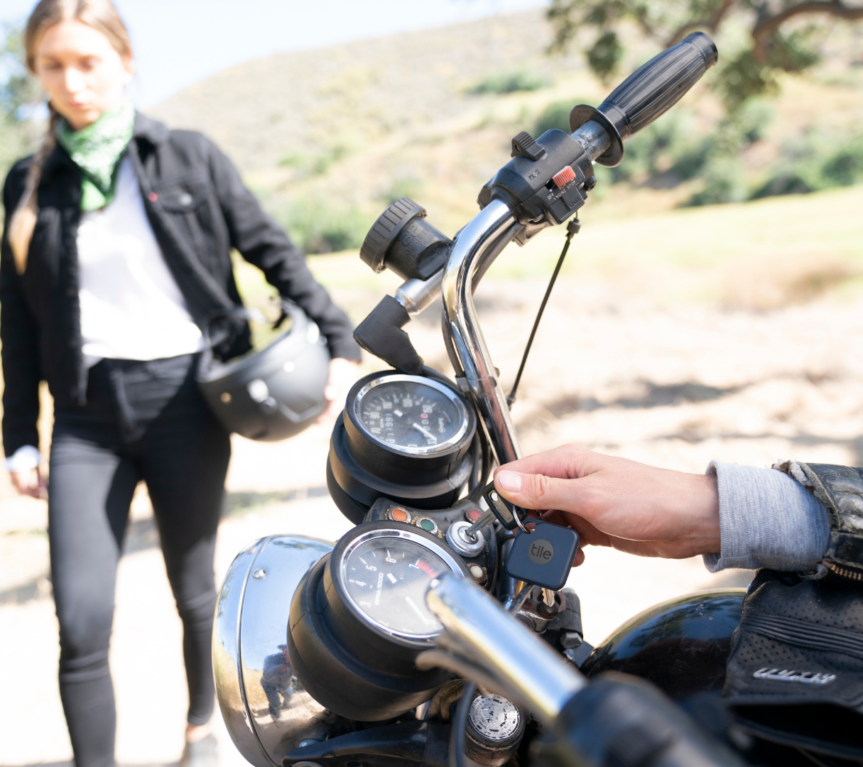 Protect Your Motorcycle with a Tracking Device