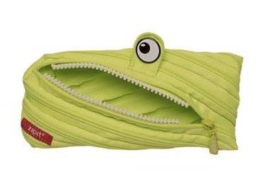 Zipit Monster Pencil Case - new