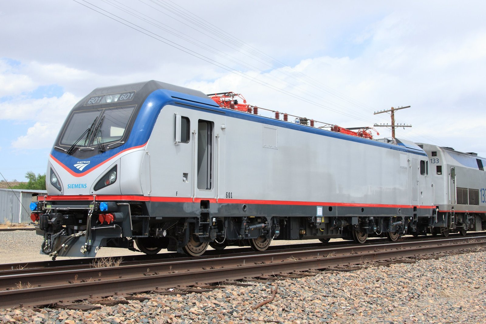 Amtrak ACS-64 601