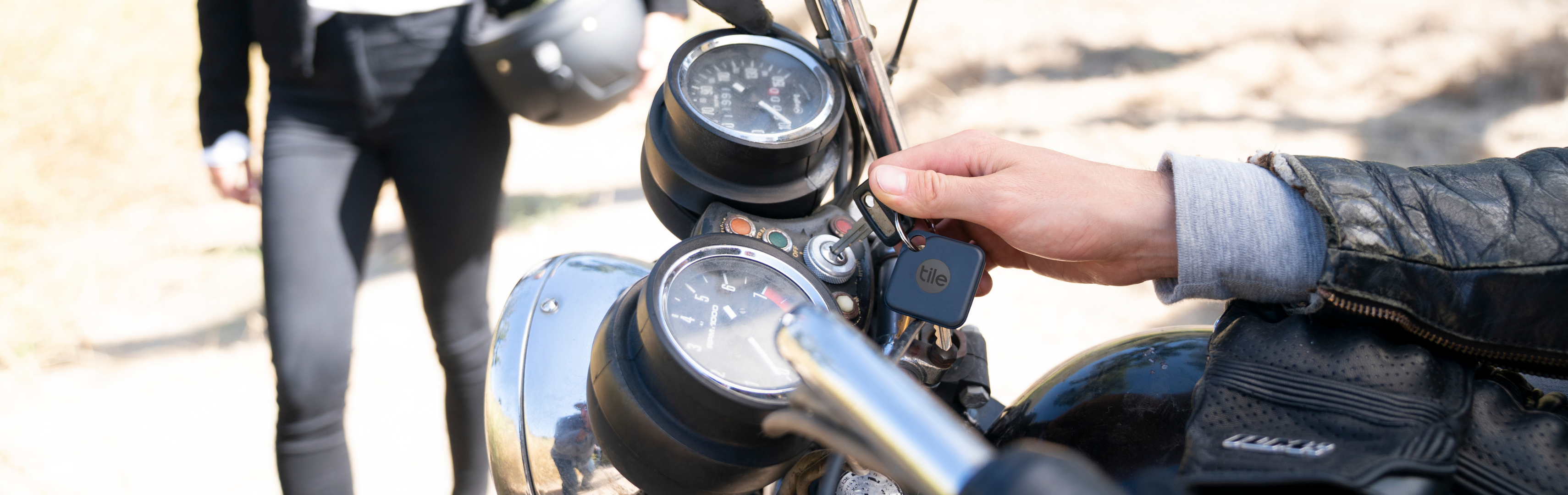 Use our Motorcycle Tracking Device to Find Your Bike