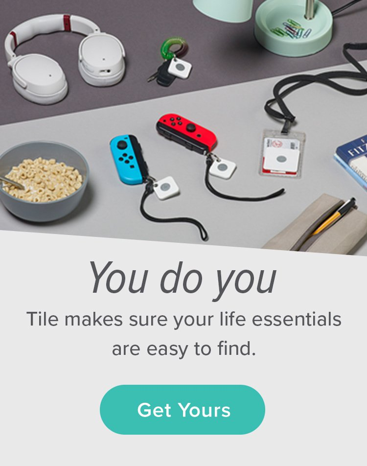 You do you - find your life essentials