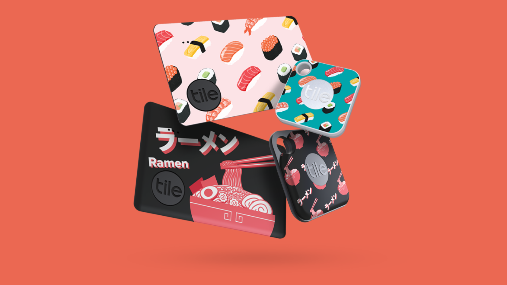 Holiday Tech Gifts 2020 | Oiishi and Slurp | Tile
