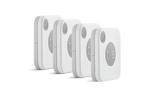 Tile Mate Trackers with replaceable battery get one or save