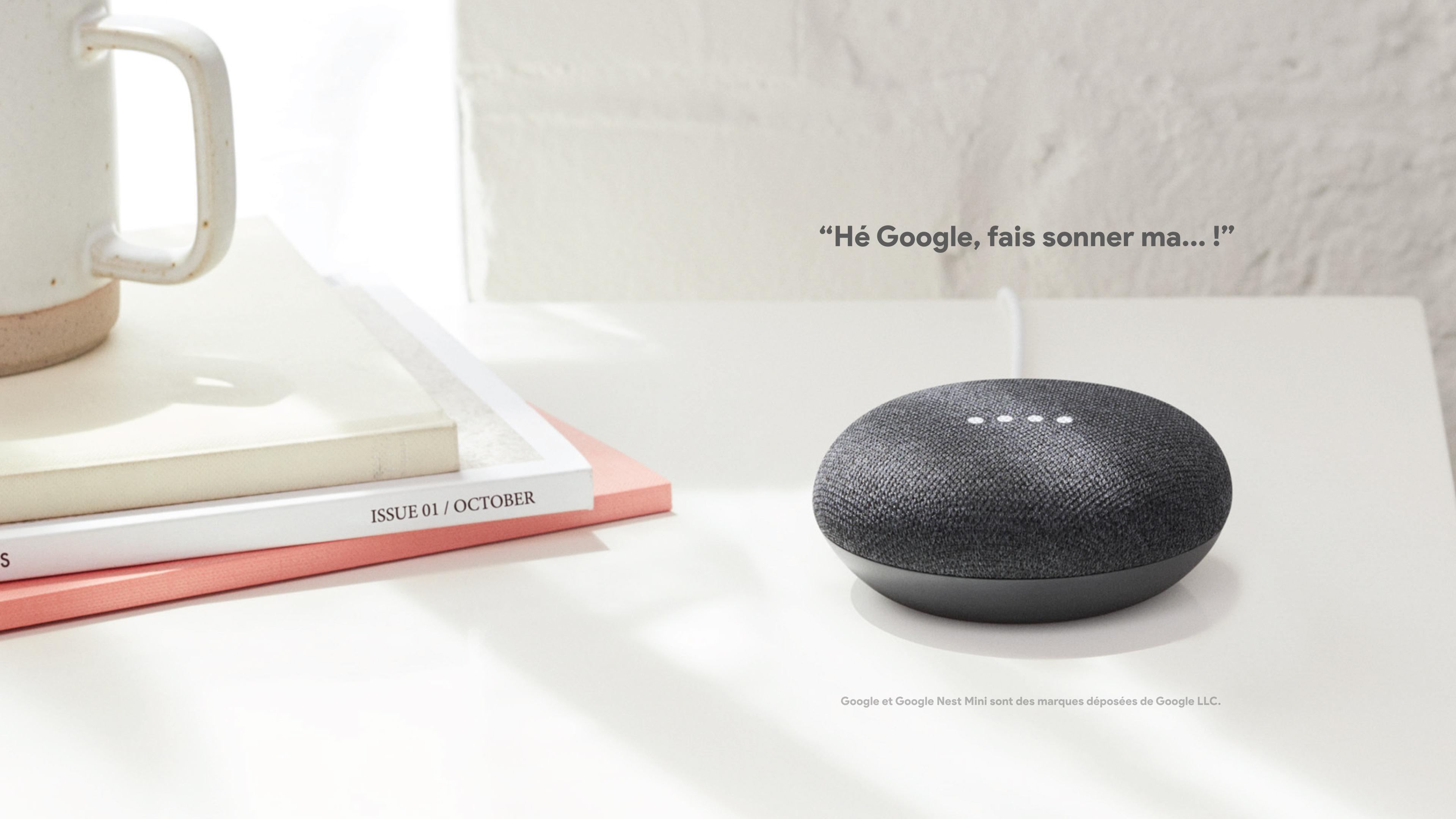 Google marquee FR