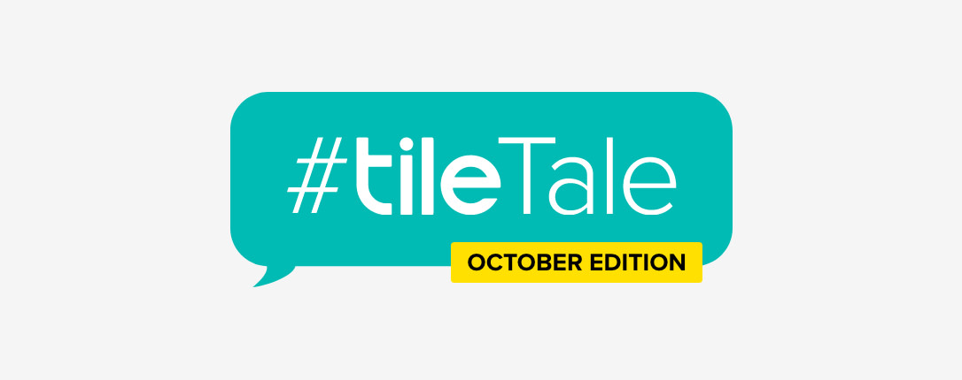 Tile Tale October Edition - Hero