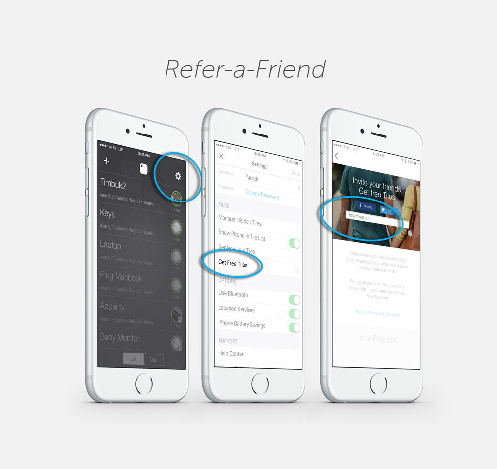 Refer A Friend Instructions