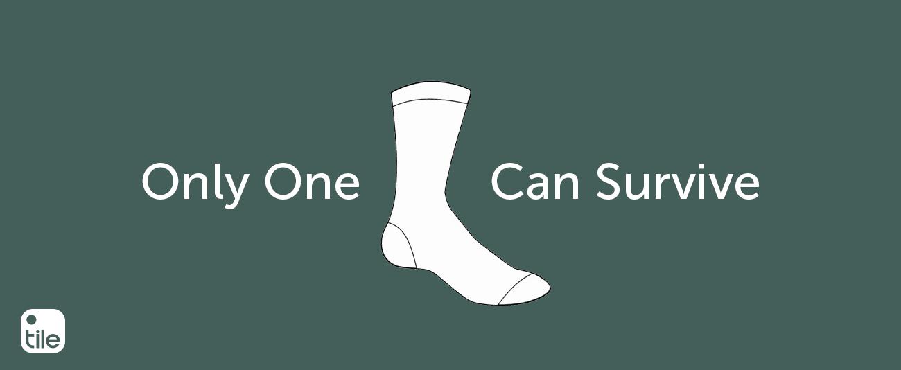 Lost Socks App