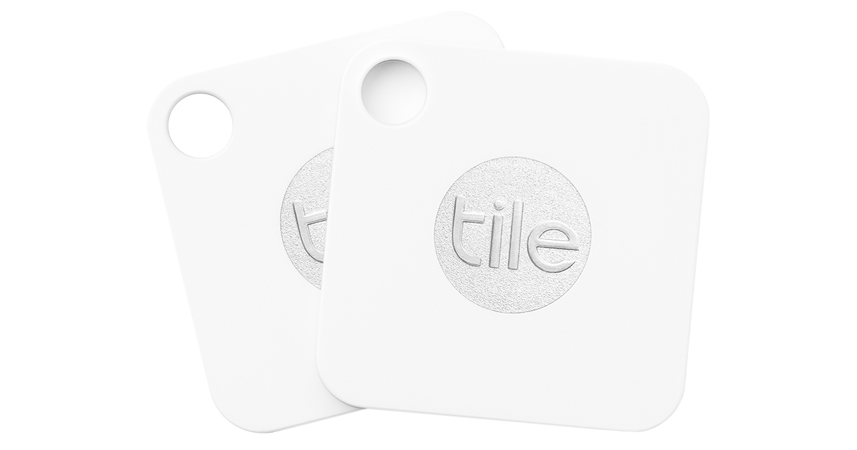 Tile's Bluetooth tracker devices can find just about anything you're  tracking | Tile
