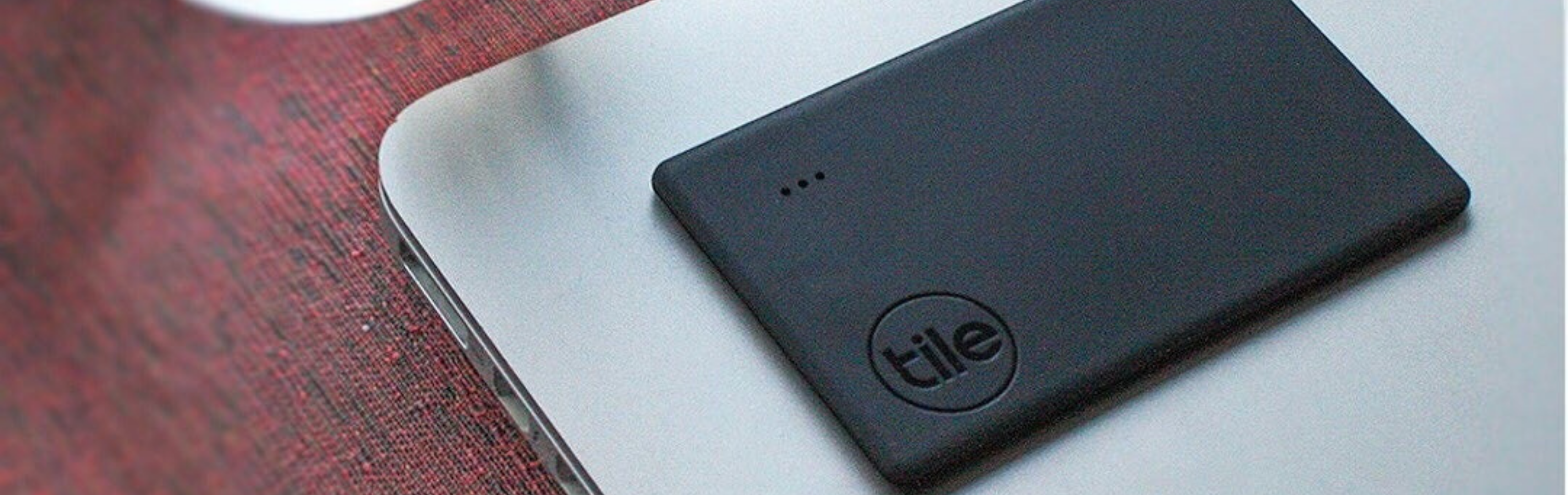 Want to find your laptop? Try this laptop tracker from Tile.