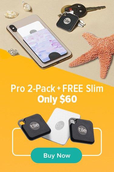 summer header pro 2-pack + free slim