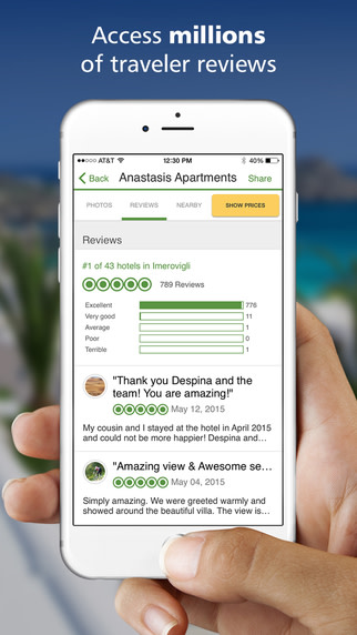 Trip Advisor Travel