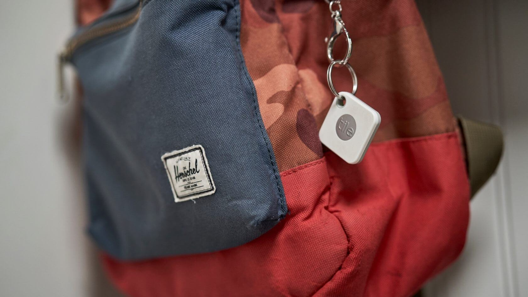 Tile Mate Bluetooth Tracker Finds Your Backpack